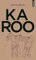 Couverture Karoo Editions Points 2014