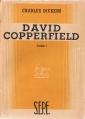 Couverture David Copperfield, abrégé Editions S.E.P.E. (Lectures de Paris) 1950