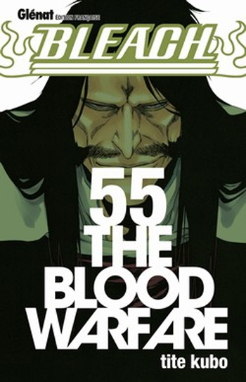 Couverture Bleach, tome 55 : The Blood Warfare
