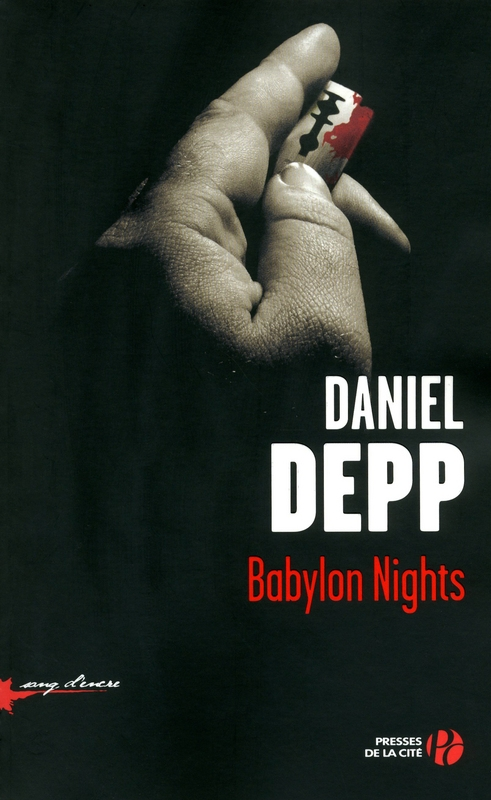 Couverture Babylon Nights