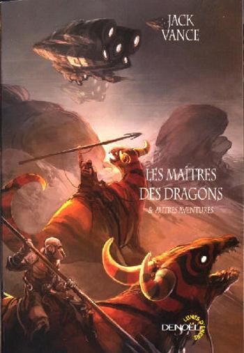 Couverture Les maîtres des Dragons et autres aventures