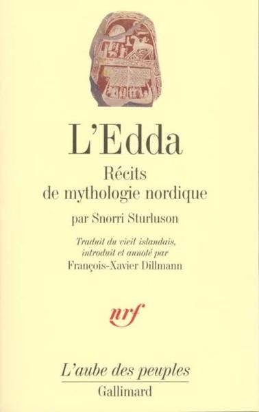 Couverture L'Edda
