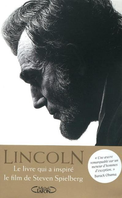 Couverture Lincoln, l'homme qui rêva l'Amérique