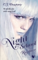 Couverture Night school, tome 3 : Rupture Editions Robert Laffont (R) 2013