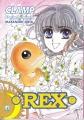 Couverture Rex Editions Star Comics 2005