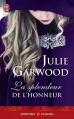 Couverture La splendeur de l'honneur Editions J'ai Lu (Pour elle - Aventures & passions) 2014