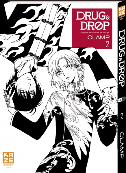 Couverture Drug & Drop, tome 2