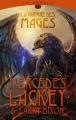 Couverture La Guerre des Mages, intégrale Editions Milady (Fantasy) 2013