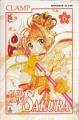 Couverture Card Captor Sakura, tome 06 Editions Star Comics 2000