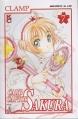 Couverture Card Captor Sakura, tome 07 Editions Star Comics 2000