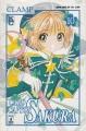 Couverture Card Captor Sakura, tome 10 Editions Star Comics 2000