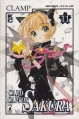 Couverture Card Captor Sakura, tome 11 Editions Star Comics 2000