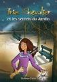Couverture Iris Chevalier et les secrets du Jardin Editions F. Breurec 2013