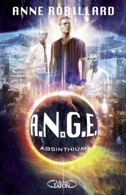 Couverture A.N.G.E., tome 07 : Absinthium