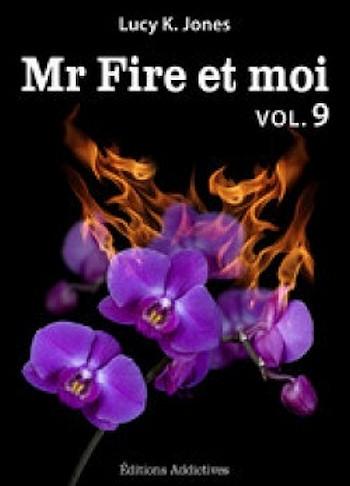 Couverture Mr Fire et moi, tome 09