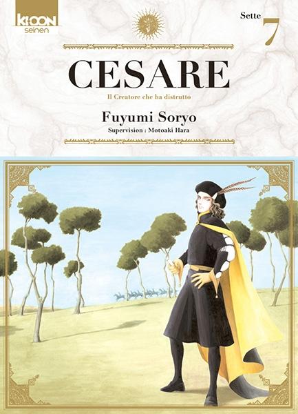 Couverture Cesare, tome 07