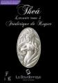 Couverture Luxuria (réédition), tome 3 : Théa Editions La Bourdonnaye (Liaisons dangereuses) 2013