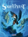 Couverture Le Soufflevent, tome 1 : New Pearl - Alexandrie Editions Delcourt (Jeunesse) 2014