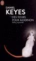 Couverture Des fleurs pour Algernon, augmentée Editions J'ai Lu (Science-fiction) 2013