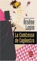 Couverture La comtesse de Cagliostro Editions Le Livre de Poche 1992