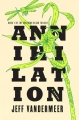 Couverture Le rempart sud, tome 1 : Annihilation Editions Farrar, Straus and Giroux 2014