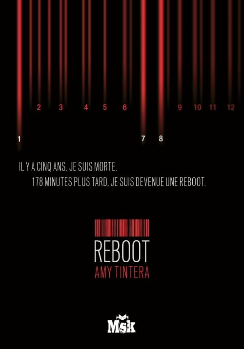 Couverture Reboot, tome 1
