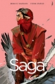 Couverture Saga, tome 2 Editions Image Comics 2013