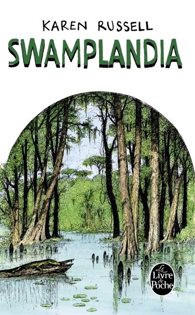 Couverture Swamplandia