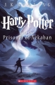 Couverture Harry Potter, tome 3 : Harry Potter et le prisonnier d'Azkaban Editions Scholastic 2013