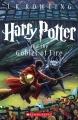 Couverture Harry Potter, tome 4 : Harry Potter et la coupe de feu Editions Scholastic 2013