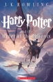 Couverture Harry Potter, tome 5 : Harry Potter et l'ordre du phénix Editions Scholastic 2013