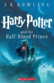 Couverture Harry Potter, tome 6 : Harry Potter et le prince de sang-mêlé Editions Scholastic 2013