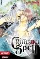 Couverture Crimson Spell, tome 4 Editions Asuka (Boy's love) 2014