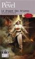 Couverture Les Lames du Cardinal, tome 3 : Le Dragon des Arcanes Editions Folio  (SF) 2014