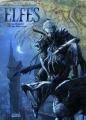 Couverture Elfes, tome 05 : La dynastie des elfes noirs Editions Soleil 2014
