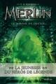 Couverture Merlin, cycle 1, tome 4 : Le miroir du destin Editions Nathan 2014
