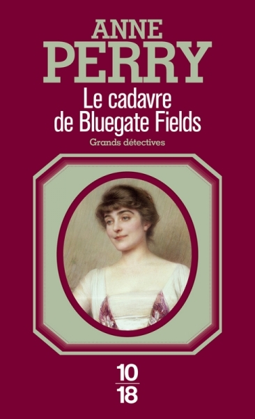 Couverture Le Cadavre de Bluegate Fields