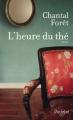 Couverture L'heure du thé Editions L'archipel 2013