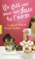 Couverture Le journal intime de Georgia Nicolson, tome 08 : Un gus vaut mieux que deux tu l'auras Editions Gallimard  (Pôle fiction) 2013