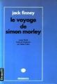 Couverture Le voyage de Simon Morley Editions Denoël (Présences) 1993