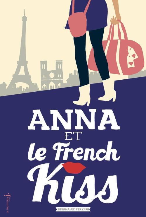 Couverture Anna et le french kiss