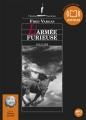 Couverture L'Armée furieuse Editions Audiolib (Suspense) 2012