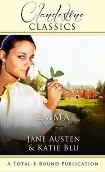 Couverture Emma (Blu)