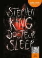 Couverture Docteur Sleep Editions Audiolib 2014
