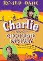 Couverture Charlie et la chocolaterie Editions Puffin Books 2005