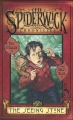 Couverture Les chroniques de Spiderwick, tome 2 : La lunette de pierre Editions Simon & Schuster 2003