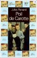 Couverture Poil de carotte Editions Librio 1998
