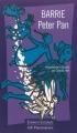 Couverture Peter Pan (roman) Editions Flammarion 2003