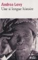 Couverture Une si longue histoire Editions Folio  2012