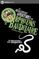 Couverture Les désastreuses aventures des orphelins Baudelaire, tome 02 : Le laboratoire aux serpents Editions Nathan (Poche) 2012